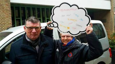 Week van de vrijwilliger - Vrijwillig chauffeur Jan op tour met Freddy