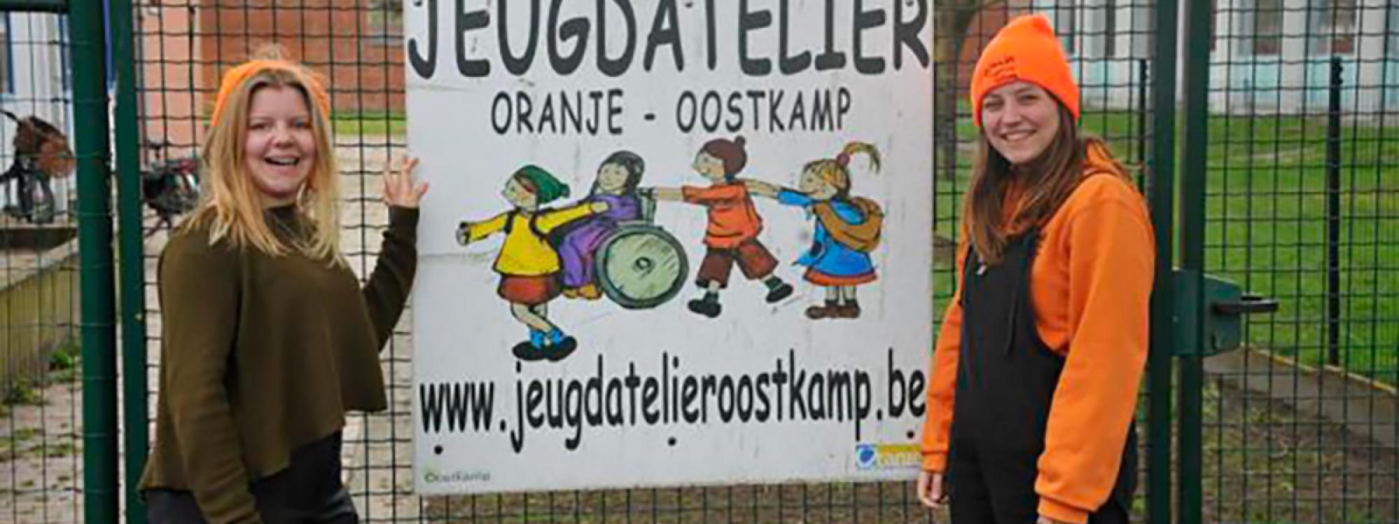 Jeugdatelier Oostkamp: een jeugdbeweging voor kinderen met en zonder beperking
